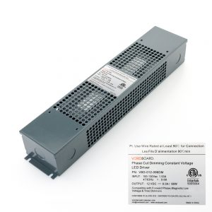 VEROBOARD 12V 8A 96W Dimmable LED Driver VBD-012-096DM